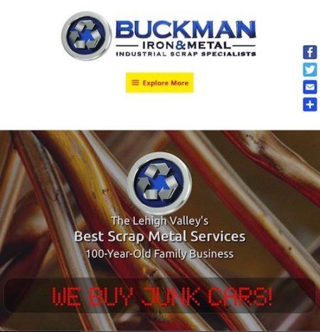 BuckmanIronMetal.com